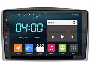 DjAvto 4455-4018 для Mercedes-Benz Vito III (W447) 2014-2018 c DSP на Android 9.0