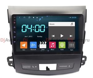 DjAvto 4510 - 4015 для Mitsubishi Outlander XL 2006-2012 c DSP на Android 9.0