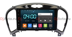 DjAvto 4513-4015 для Nissan Juke I 2010-2019 c DSP на Android 9.0