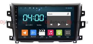 DjAvto 4590-4018 для Nissan Navara 2014 - 2020 c DSP на Android 9.0