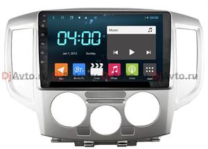 DjAvto 4607-4015 для Nissan NV200 2009-2020 c DSP на Android 9.0