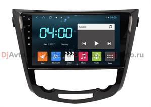 DjAvto 4511-4018 для Nissan Qashqai II, X-Trail III (T32) 2014-2019 c DSP на Android 9.0