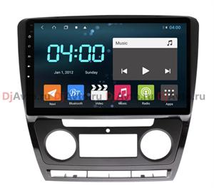 DjAvto 4665-4018 для Skoda Octavia II (A5) 2004-2013 c DSP на Android 9.0