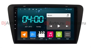 DjAvto 4522-4018 для Skoda Octavia III (A7) 2013-2018 c DSP на Android 9.0