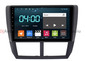 DjAvto 4520-4015 для SUBARU Forester III 2008-2013 c DSP на Android 9.0