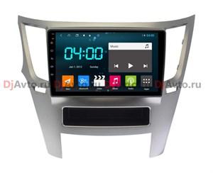 DjAvto 4519-4015 для Subaru Legacy V, Outback IV 2009-2014 c DSP на Android 9.0