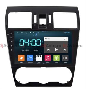 DjAvto 4660-4018 для Subaru XV, Impreza IV 2012-2017, Forester IV 2013-2014 c DSP на Android 9.0