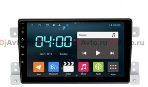 DjAvto 4672-4015 для Suzuki Grand Vitara, Escudo 2005-2015 c DSP на Android 9.0