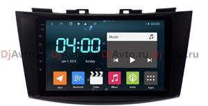 DjAvto 4523 - 4015 для Suzuki Swift IV 2011-2017 c DSP на Android 9.0