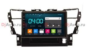 DjAvto 4540-4018 для Toyota Alphard III 2015-2020 c DSP на Android 9.0