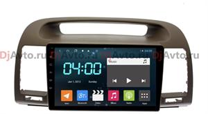DjAvto 4533 - 4015 для Toyota Camry V30 2001-2006 c DSP на Android 9.0