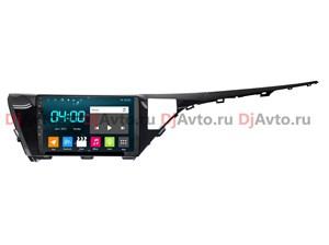 DjAvto 4668-4018 для Toyota Camry V70 2018-2021 c DSP на Android 9.0