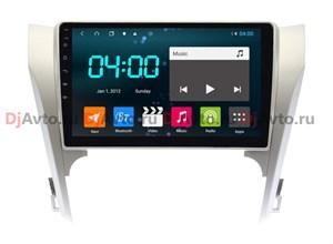 DjAvto 4536 - 4018 для Toyota Camry V50 2011-2014 c DSP на Android 9.0