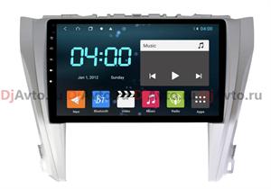 DjAvto 4537 - 4018 для Toyota Camry V55 2014-2018 c DSP на Android 9.0