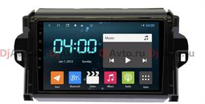 DjAvto 4545-4015 для Toyota Fortuner II 2015-2020 c DSP на Android 9.0