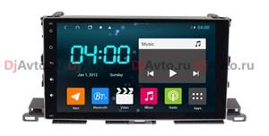 DjAvto 4548 - 4018 для Toyota Highlander (U50) 2014-2018 c DSP на Android 9.0