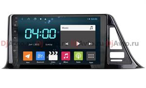 DjAvto 4546-4015 для Toyota Izoa, CH-R (Левый Руль) 2016-2020 c DSP на Android 9.0