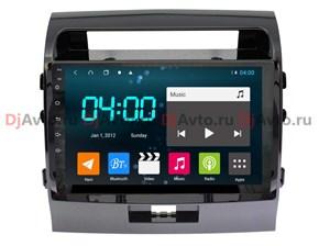DjAvto 4550 - 4018 для Toyota Land Cruiser 200 2007-2015 c DSP на Android 9.0