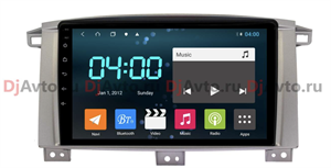 DjAvto 4551-4015 для Toyota Land Cruiser 105 1998-2007 c DSP на Android 9.0