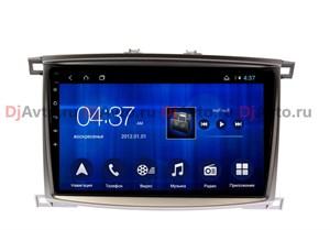 DjAvto 4552-4378 для Toyota Land Cruiser 100 2002-2007 c DSP на Android 8.0