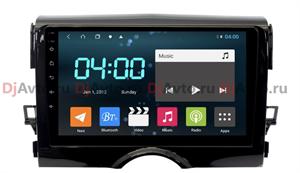 DjAvto 4527-4015 для Toyota Mark X/Reiz 2009-2012 c DSP на Android 9.0