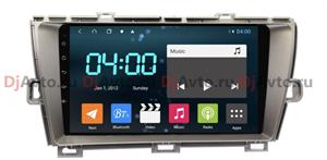 DjAvto 4553-4015 для Toyota Prius 2009-2015 левый руль c DSP на Android 9.0