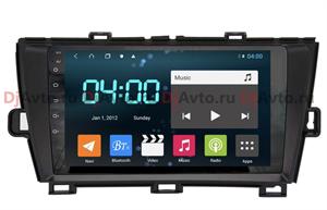 DjAvto 4555-4015 для Toyota Prius 2009-2015 левый руль c DSP на Android 9.0