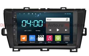 DjAvto 4556 - 4015 для Toyota Prius 2009-2015 правый руль c DSP на Android 9.0