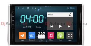 DjAvto 4539 - 4018 для Toyota RAV4 (XA50) 2018-2020 c DSP на Android 9.0