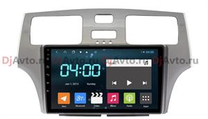 DjAvto 4652-4015 для Toyota Windom 2001-2006 c DSP на Android 9.0
