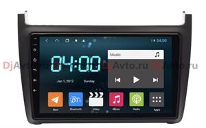 DjAvto 4564-4015 для Volkswagen Polo 5 2009-2019 c DSP на Android 9.0