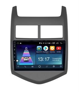 DayStar DS-7103ZM с DSP + 4G SIM + 6/128GB для Chevrolet Aveo (2011+) на Android 10.0