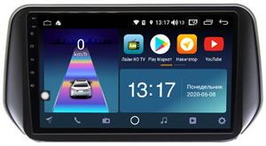 DayStar DS-7008ZM с DSP + 4G SIM + 6/128GB для Hyundai Santa Fe 2018+ на Android 10.0