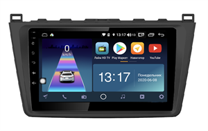 DayStar DS-7030ZM с DSP + 4G SIM + 6/128GB для Mazda 6 (2007-2012) на Android 10.0