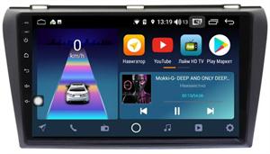 DayStar DS-7032ZM с DSP + 4G SIM + 6/128GB для Mazda 3 2003-2008 на Android 10.0