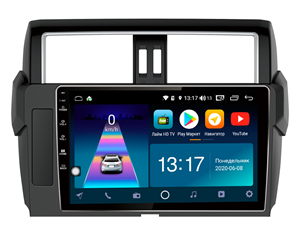 DayStar DS-7047ZM с DSP + 4G SIM + 6/128GB для Toyota Land Cruiser Prado 150 2013-2017 на Android 10.0