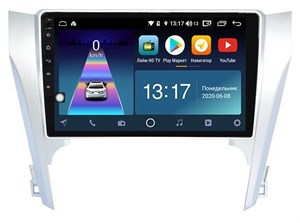DayStar DS-7048ZM с DSP + 4G SIM + 6/128GB для Toyota Camry V50 2012-2014 на Android 10.0