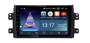 DayStar DS-7054ZM с DSP + 4G SIM + 6/128GB для Suzuki SX4 I 2006-2014 на Android 10.0