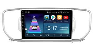 DayStar DS-7070ZM с DSP + 4G SIM + 6/128GB для KIA Sportage 2016-2018 на Android 10.0