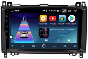 DayStar DS-7096ZM с DSP + 4G SIM + 6/128GB для Mercedes Vito/Viano/A-class/B-class на Android 10.0