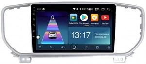 DayStar DS-7170ZM с DSP + 4G SIM + 6/128GB для KIA Sportage IV 2018-2020 на Android 10.0