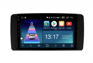DayStar DS-7192ZM с DSP + 4G SIM + 6/128GB для Mercedes R-Class на Android 10.0