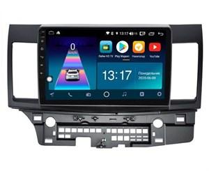 DayStar DS-7204ZM с DSP + 4G SIM + 6/128GB для Mitsubishi Lancer 2007-2013 на Android 10.0