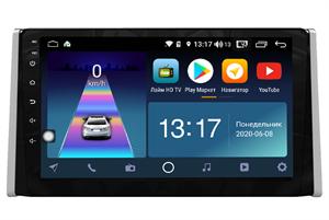 DayStar DS-8014ZM с DSP + 4G SIM + 6/128GB для Toyota RAV-4 2020+ на Android 10.0