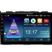 DayStar DS-8048ZM с DSP + 4G SIM + 6/128GB для Honda CR-V (2006-2012) на Android 10.0