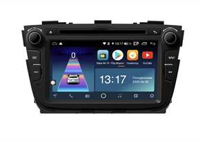 DayStar DS-7029ZM с DSP + 4G SIM + 6/128GB для Kia Sorento II 2012-2020 на Android 10.0