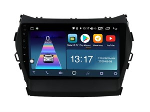 DayStar DS-7004ZM с DSP + 4G SIM + 6/128GB для Hyundai Santa Fe 2012-2018 на Android 10.0