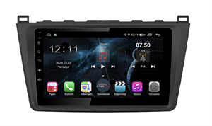 Farcar TG012R (S400) с DSP + 4G SIM для Mazda 6 2007-2012 на Android 10.0