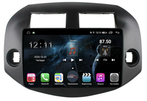 Farcar TG018R (S400) с DSP + 4G SIM для Toyota RAV4 (XA30) 2006-2013 на Android 10.0