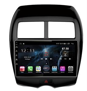 Farcar TG026R (S400) с DSP + 4G SIM для Mitsubishi ASX I 2010-2018 на Android 10.0